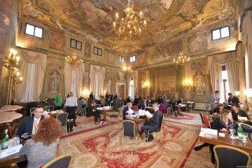 Historia, l'ospitalità d'alta classe nel segno della storia_sala conferenza_MilanoPlatinum