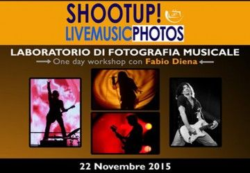 Workshop di fotografia ShootUp