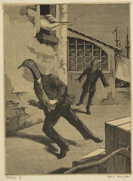 Max Ernst, da Una settimana di bontà (creative commons)