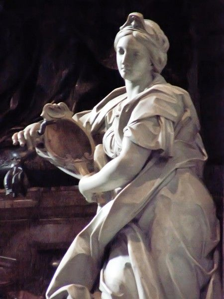Angelo De' Rossi - Allegory of Prudence by on the monument of Pope Alexander VIII (1689-1691) - Flickr.com Creative Commons