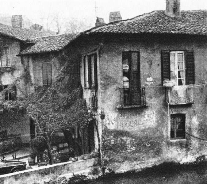 Cassina de' Pomm (credits Milano Sparita e da Ricordare)