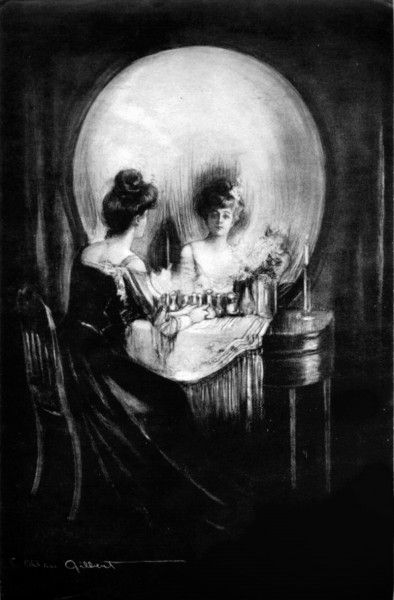 Charles Allen Gillbert, All is vanity - [Public domain], via Wikimedia Commons