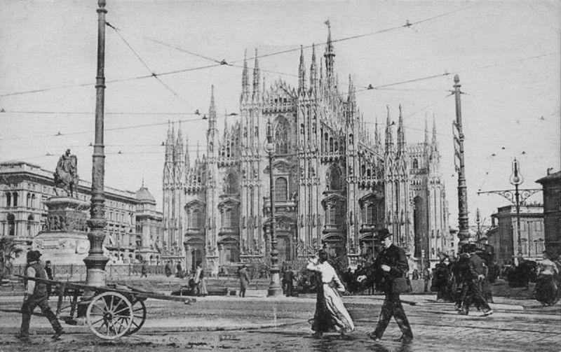 Duomo di Milano (credits Milano Sparita e da Ricordare)