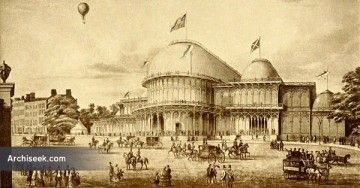 Expo 1853 Dublino (Archiseek.com)