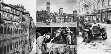 Frammenti della Milano che fu