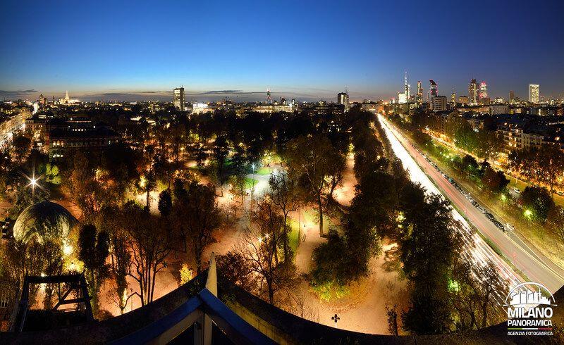 Giardini Indro Montanelli (credits Milano Panoramica)