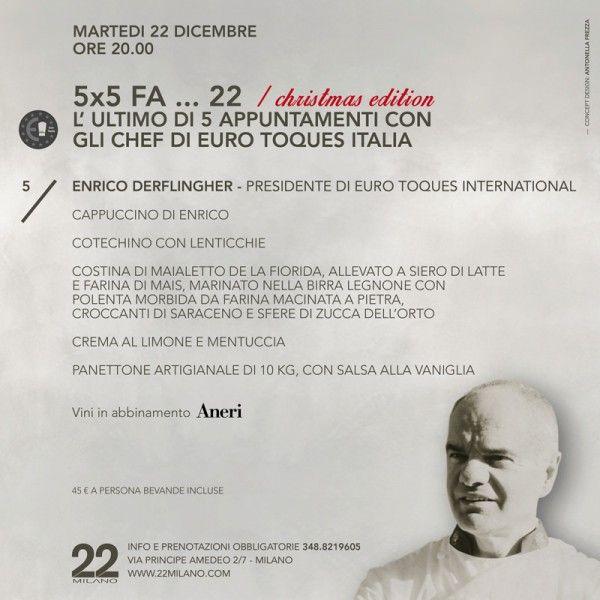22 Milano