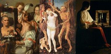 LO SPECCHIO NELL'ARTE – TRA VANITAS E PRUDENTIA