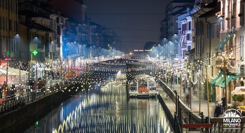 Naviglio Grande (credits Milano Panoramica)