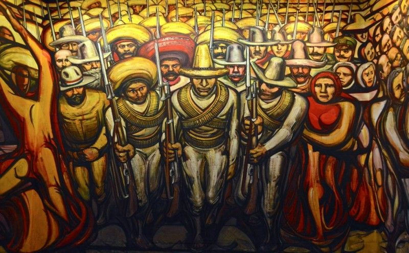 Siqueiros, Del porfirismo a la Revolución, Flickr - Photo Sharing!