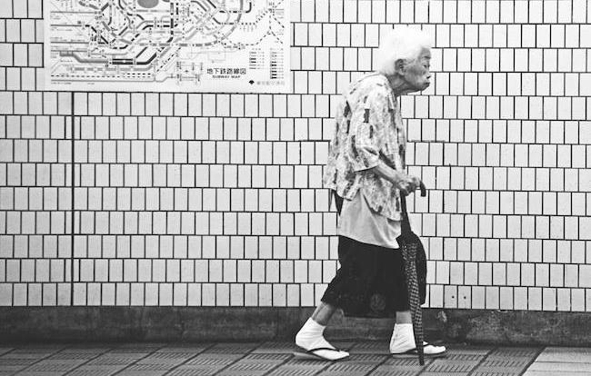 Tokyo Underground - (credits Ewa Figaszewska)