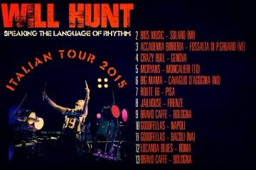 Will Hunt a dicembre in tour in Italia_Will hunt_MilanoPlatinum