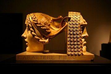 ADOLFO WILDT: IL MARMO E L'ANIMA - Carattere fiero E Anima gentile, 1912 (Public domain, via Wikimedia Commons)