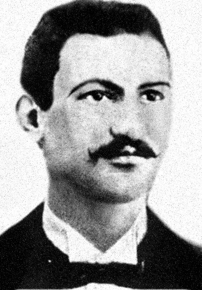 L'anarchico Gaetano Bresci, autore dell'attentato al re Umberto I, trovò rifugio presso una prostituta del vicolo Bottonuto [Public domain, via Wikimedia Commons]