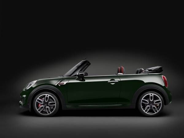 La nuova Mini John Cooper Works Cabrio_cabrio_MilanoPlatinum