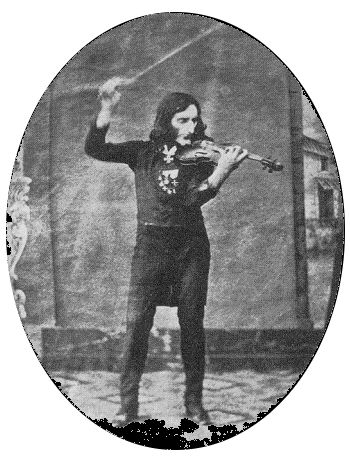 Niccolò Paganini [Public domain, via Wikimedia Commons]