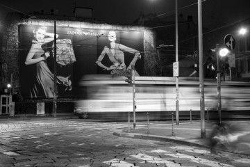 Notturni milanesi - Armani (credits Walter Meregalli)