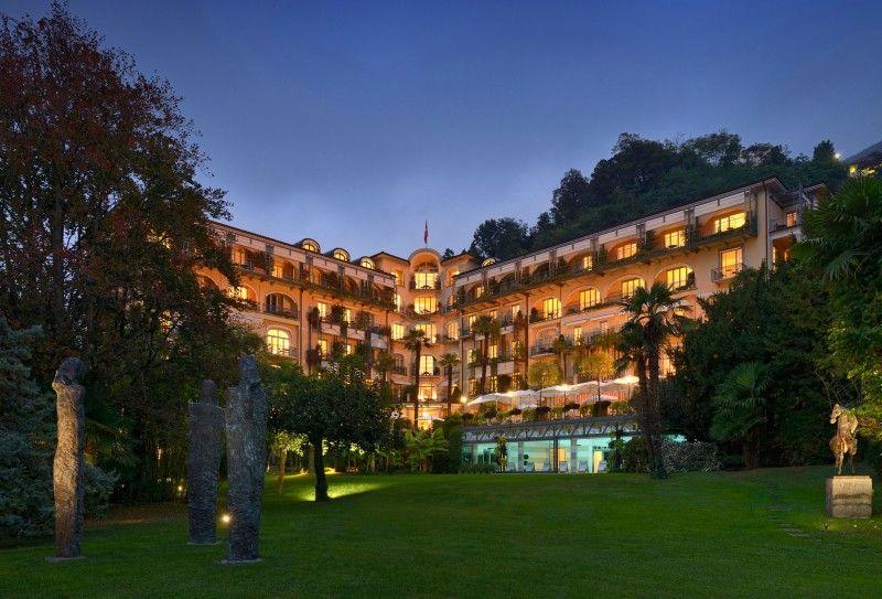 Hotel  Stelle Lugano Centro