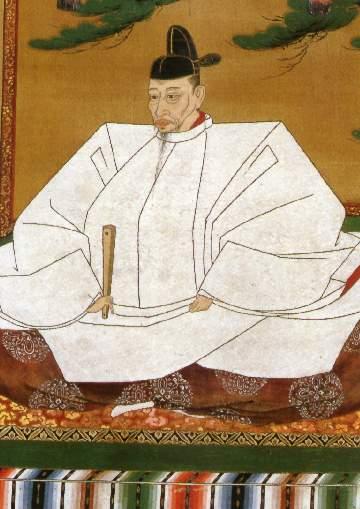 Toyotomi Hideyoshi (Public domain, via Wikimedia Commons).
