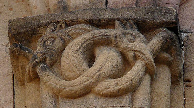 Chiesa dei Santi Pietro e Paolo, Rosheim, Alsace (France) - Via Wikipedia