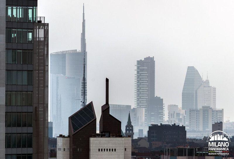 Le torri di milano for I nuovi grattacieli di milano