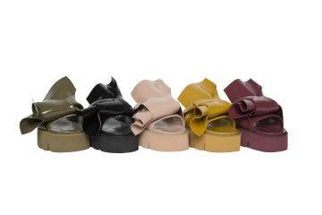 Knot il sandalo design