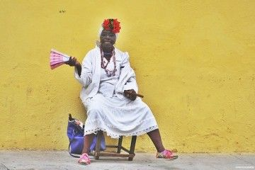 Ladies in Cuba - (credits Ewa Figaszewska)