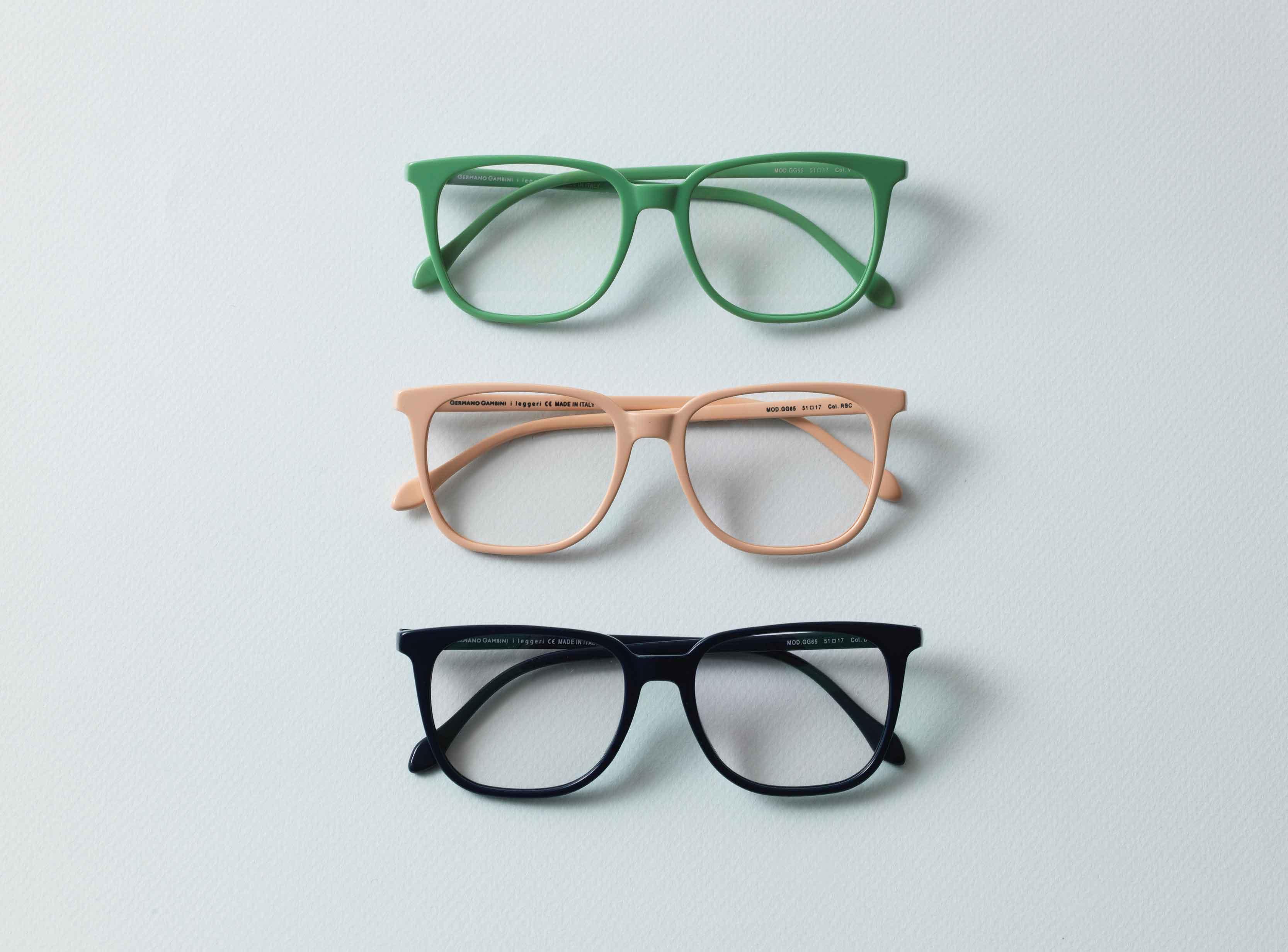 occhiali di design germano gambini