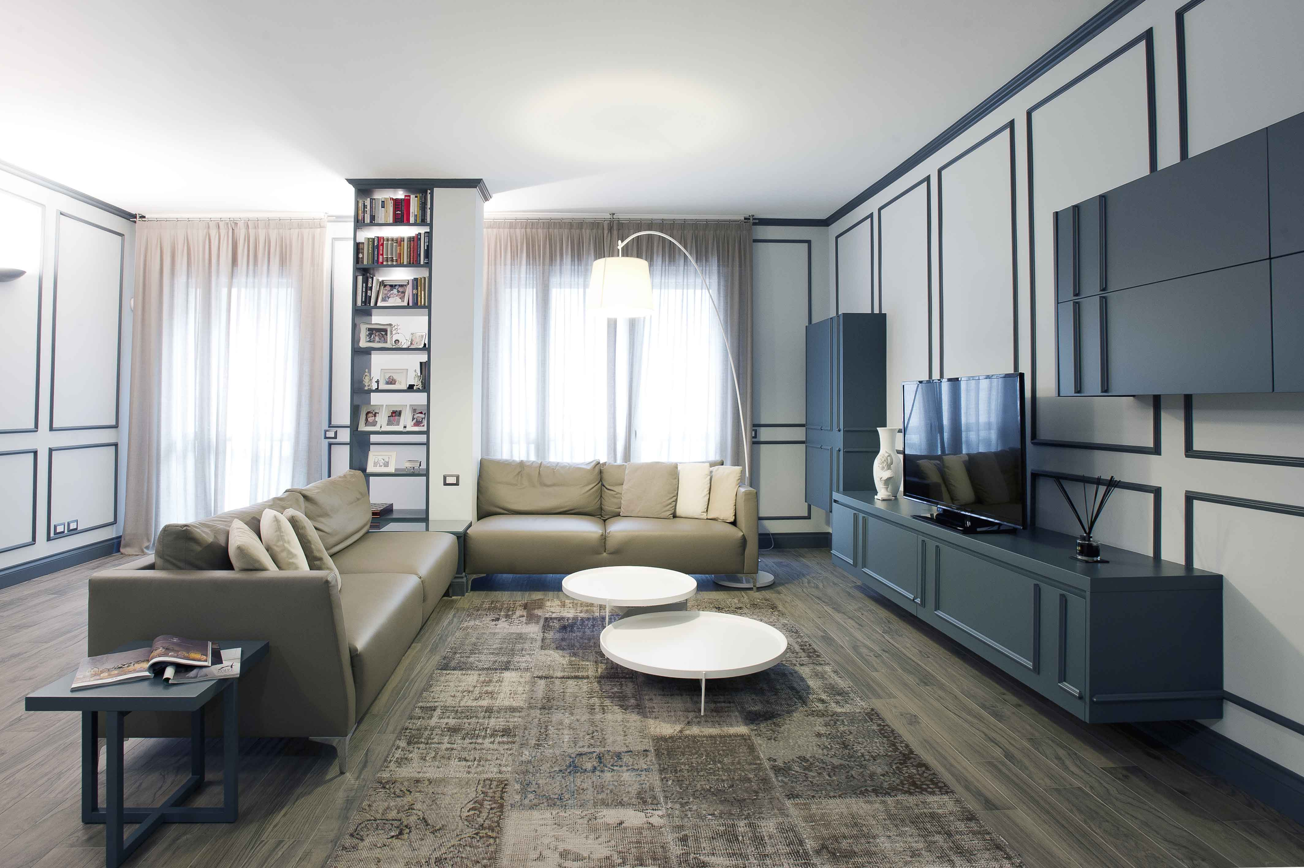 Latest il mirino la idea x bella casa interior design best for Interior designer milano