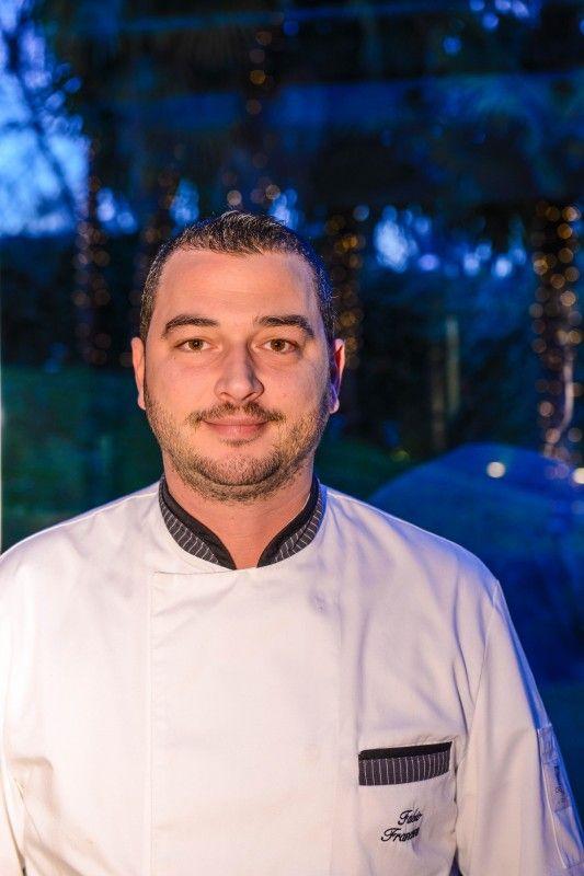 Fabio Francone executive chef del Cavalli Restaurant