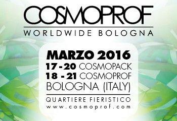 In attesa di Cosmoprof Worldwide Bologna