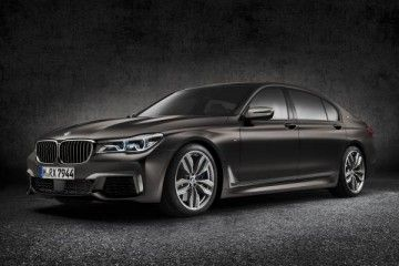 La nuova BMW M760Li xDrive_MilanoPlatinum