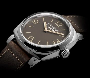 Panerai Radiomir 1940 e Luminor 1950 3 days acciaio_Radiomir 1940_MilanoPlatinum