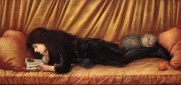 Più stupenda del duomo: Gaetana Agnesi - Edward Burne-Jones, Ritratto di Katie Lewis, 1886 (public domain, via Wikimedia Commons)