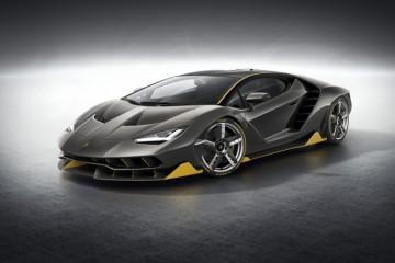 Soli 40 esemplari per la Lamborghini Centenario_linea_MilanoPlatinum