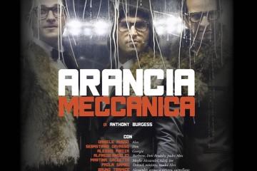 Arancia Meccanica al Teatro Carcano