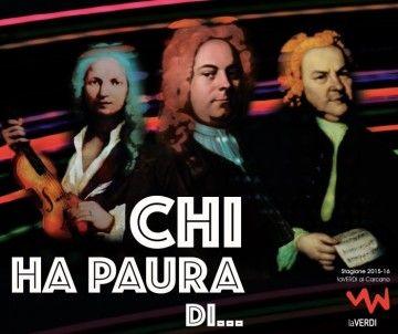 Chi ha paura di Bach al teatro Carcano