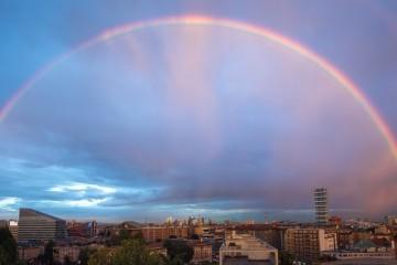 Fenomeni celesti (credits Milano Panoramica)