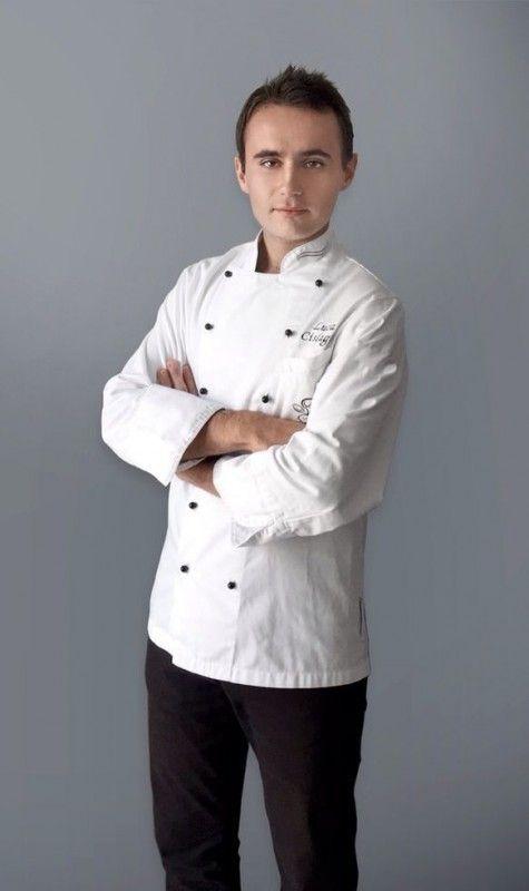 Lo chef Luca Cislaghi