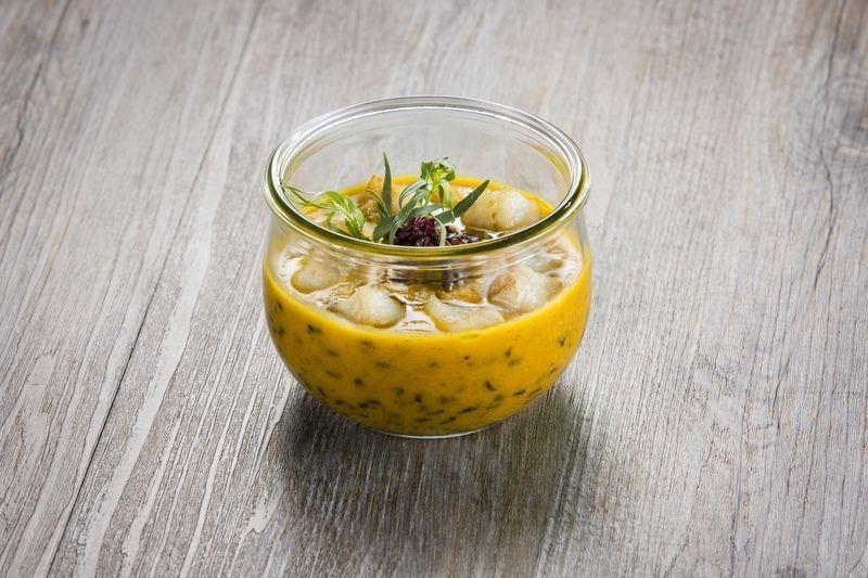 Jarit un piatto gourmet in un vaso monoporzione for Ricette alta cucina italiana