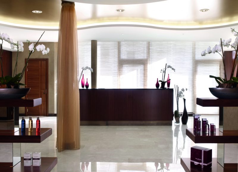 Le Spa_Reception