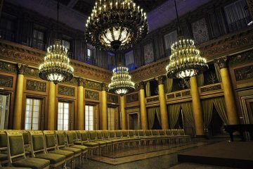Palazzo Spinola, Sala d'Oro - By Goldmund100 (Own work) [CC BY-SA 3.0], via Wikimedia Commons