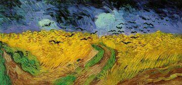 Vincent Van Gogh, Campo di grano con volo di corvi, 8 luglio 1890, Van Gogh Museum, Amsterdam - Public Domain via Wikipedia Commons