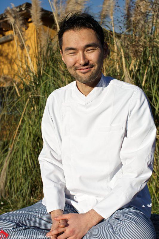 Lo chef Takeshi