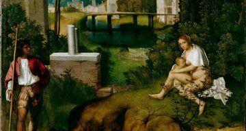 Giorgione, La Tempesta