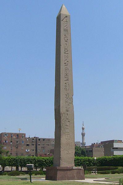 Heliopolis - Neithsabes derivative work JMCC1 (Héliopolis200501.JPG) [Public domain], via Wikimedia Commons