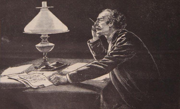 Il doppio testamento - J.M Balmaceda escribe su testamento politico - Public domain via Wikimedia Commons
