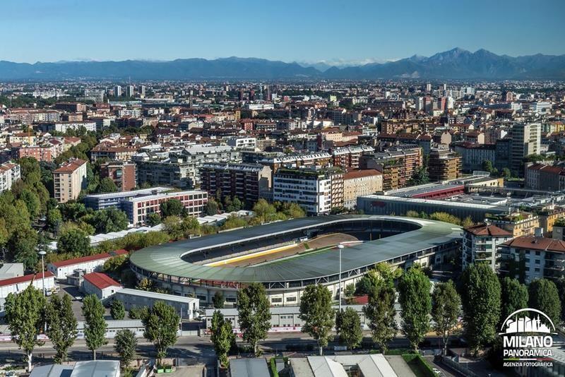 Il velodromo Maspes-Vigorelli