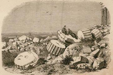 Le peripezie dei marmi del Partenone - Léon de Laborde [Public domain or Public domain], via Wikimedia Commons