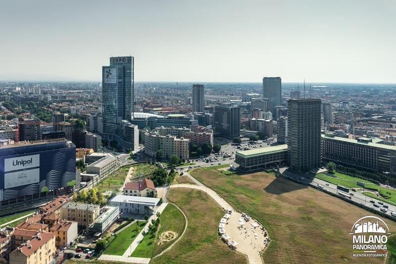 Parco di Porta Nuova e Centro Direzionale
